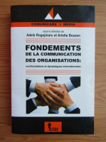 Anticariat: Fondements de la communication des organisations