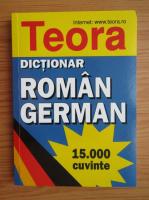 Anticariat: I. Sireteanu - Dictionar roman-german
