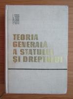 Ioan Ceterchi - Teoria generala a statului si dreptului