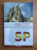 Anticariat: Ioana Antonescu - Ghid de conversatie roman-spaniol