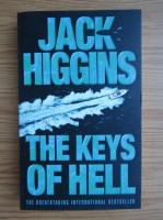 Anticariat: Jack Higgins - The keys of hell