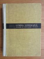 Anticariat: Limba germana. Culegere de texte anii III si IV