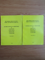 Milcoveanu Serban - Istoria sociala a Romaniei in anecdote, locutiuni, epigrame, cugetari (2 volume)