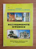Anticariat: Monumente istorice (volumul 1)
