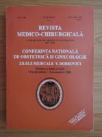 Anticariat: Revista Medico-chirurgicala, vol. 108, nr. 1-3, 2004