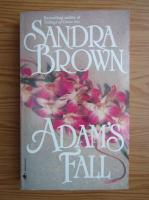 Sandra Brown - Adam's Fall