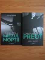 Anticariat: Sierra Simone - Confesiunea unui preot. Slujba de la miezul noptii (2 volume)