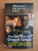 Anticariat: Stieg Larsson - The girl with the dragon tattoo