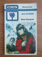 Anticariat: Ann Cooper - Ice storm