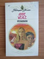 Anticariat: Anne Weale - Stowaway