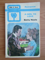Betty Neels - A girl to love