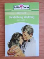 Betty Neels - Heidelberg wedding