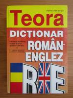 Carmen Nedelcu - Dictionar roman-englez