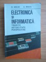 Anticariat: Gh. Ardelean - Electronica si informatica