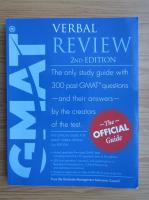 Anticariat: GMAT verbal review
