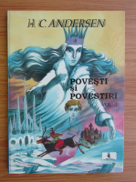 Anticariat: Hans Christian Andersen - Povesti si povestiri (volumul 3)