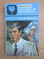 Anticariat: Jean S. MacLeod - The man in authority