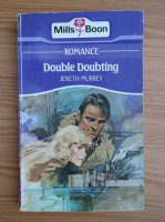 Anticariat: Jeneth Murrey - Double doubting