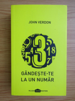 John Verdon - Gandeste-te la un numar