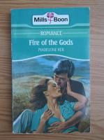 Anticariat: Madeleine Ker - Fire of the gods
