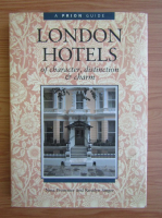 Anticariat: Nina Prommer - London hotels of character, distinction and charm