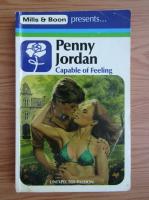 Penny Jordan - Capable of feeling