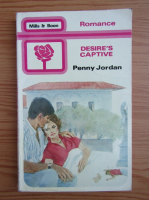 Anticariat: Penny Jordan - Desire's captive