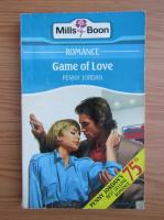 Anticariat: Penny Jordan - Game of love