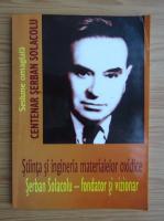 Anticariat: Sesiune omagiala Centenar Serban Solacolu