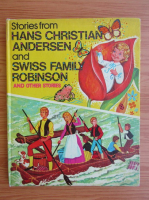 Anticariat: Stories from Hans Christian Andersen and Swiss family Robinson