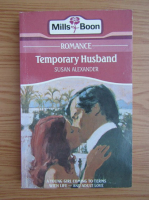 Anticariat: Susan Alexander - Temporary husband