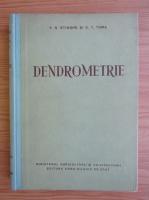 Anticariat: V. N. Stinghe - Dendrometrie