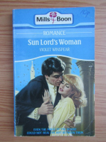 Violet Winspear - Sun Lord's woman