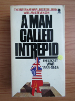 Anticariat: William Stevenson - A man called Interpid