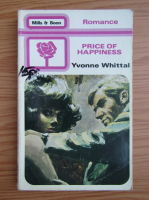 Yvonne Whittal - Price of happiness