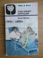 Anne Weale - The first officer