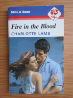 Charlotte Lamb - Fire in the blood