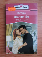 Charlotte Lamb - Heart on fire
