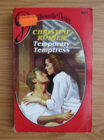 Christine Rimmer - Temporary temptress