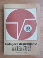 Anticariat: Culegere de probleme de matematica, volumul 2. Rezolvari si rezultate