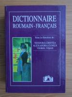 Anticariat: Dictionnaire roumain-francais