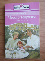 Emma Goldrick - A touch of forgiveness