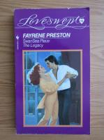 Anticariat: Fayrene Preston - SwanSea Place: The legacy