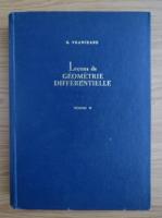Anticariat: G. Vranceanu - Lecons de geometrie differentielle (volumul 3)