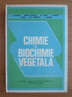 Anticariat: Gavril Neamtu - Chimie si biochimie vegetala