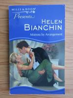 Helen Bianchin - Mistress by arrangement