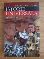 Horia C. Matei - Enciclopedie de istorie universala