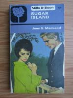 Anticariat: Jean S. MacLeod - Sugar island