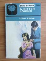 Anticariat: Lilian Peake - A bitter loving
