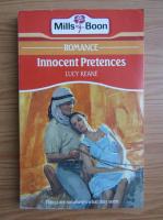 Anticariat: Lucy Keane - Innocent pretences